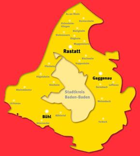 Ansprechpartner in der Region