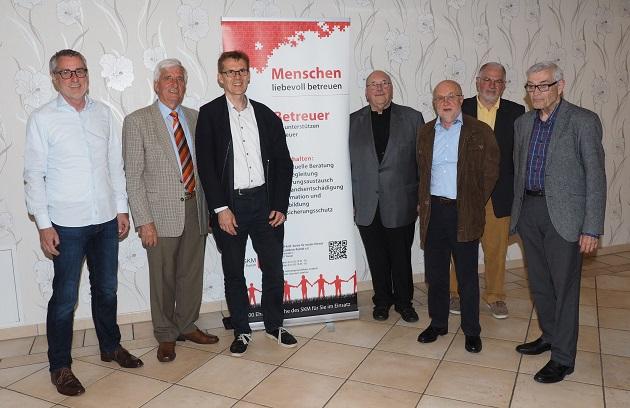 Vorstand des SKM Rastatt